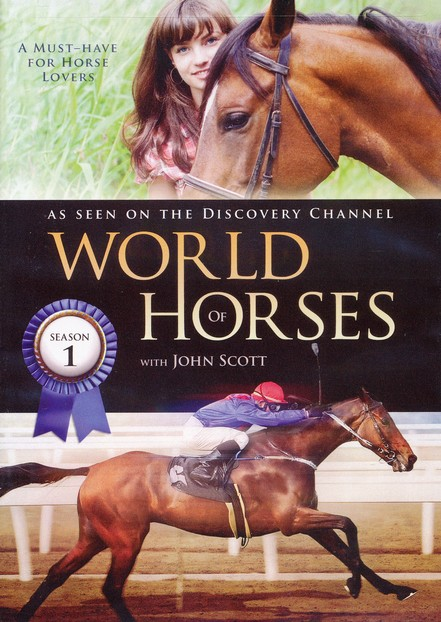 World of Horses: Season 1, DVD