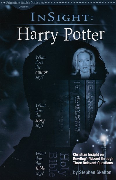 Insight:  Harry Potter, Guide Book