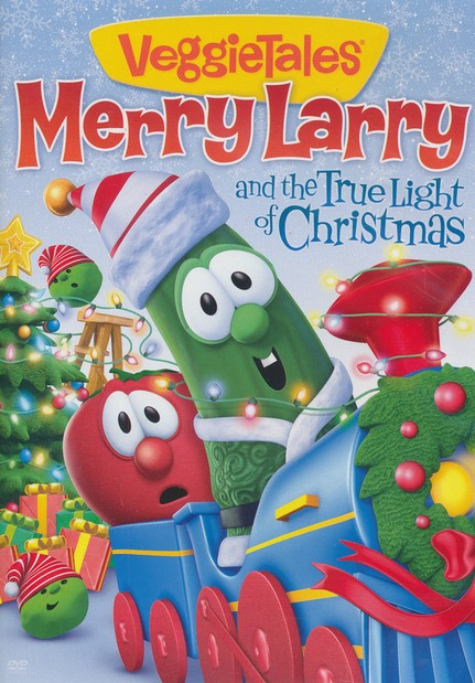Merry Larry and the Light of Christmas, DVD