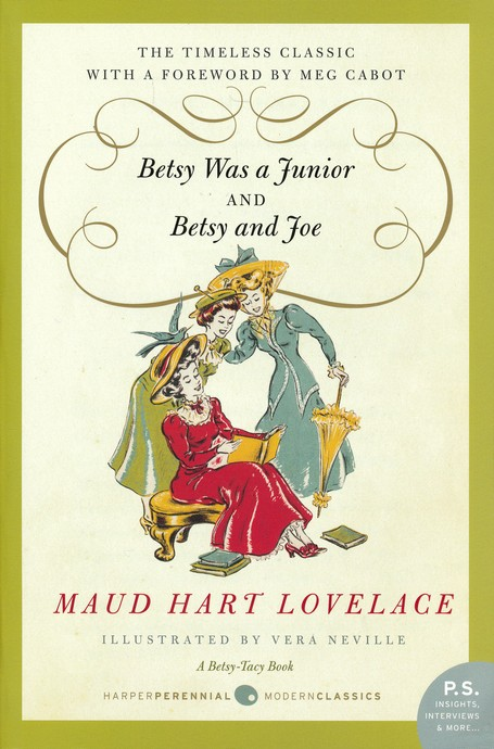 #7: Betsy Was a Junior/#8: Betsy and Joe