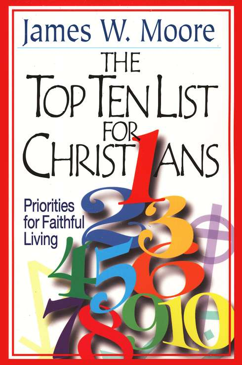 Top Ten List for Christians