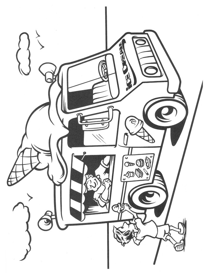 Things That Go Coloring Book Cars Trucks Planes Trains And More Peter Donahue 9780486798141 Christianbook Com