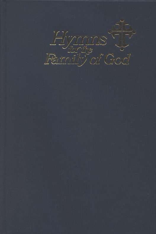 Hymns for the Family of God (Midnight Blue)