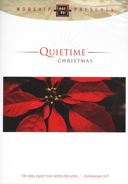 Quietime Christmas DVD