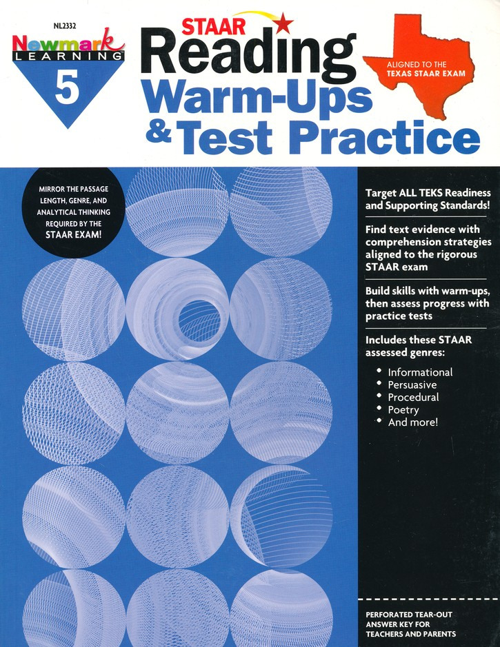 Staar reading warm ups test practice grade 5 9781478807414 staar reading warm ups test practice grade 5 9781478807414 christianbook fandeluxe Image collections