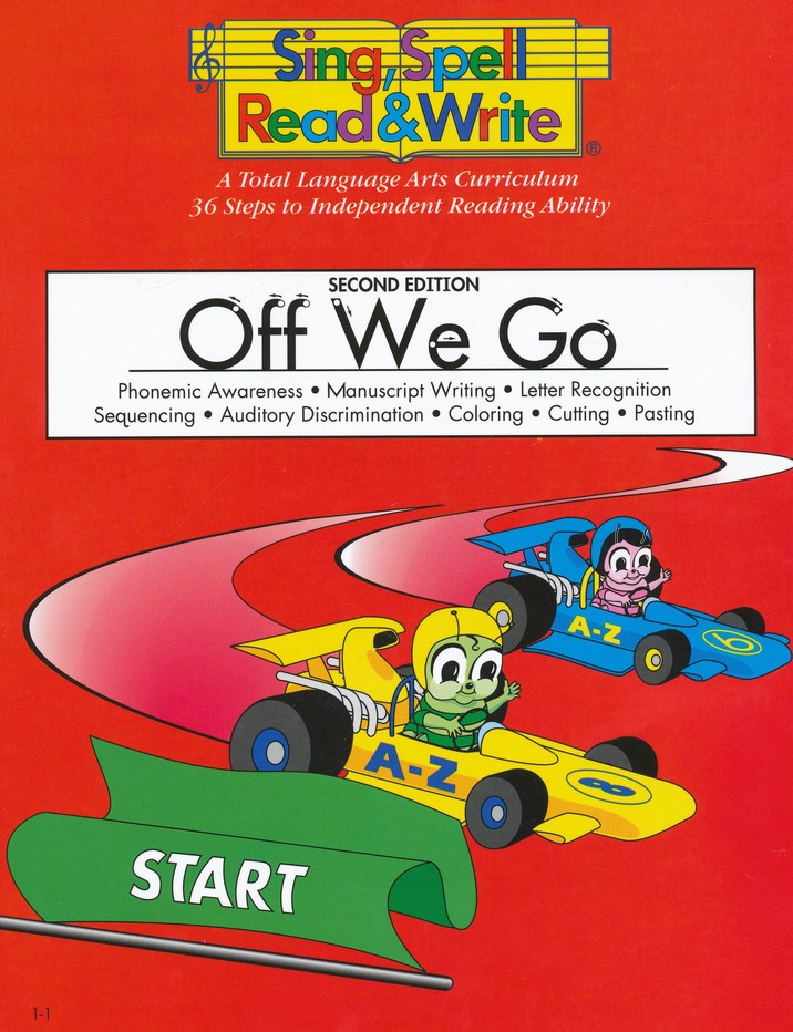 Off We Go Book: Level  1