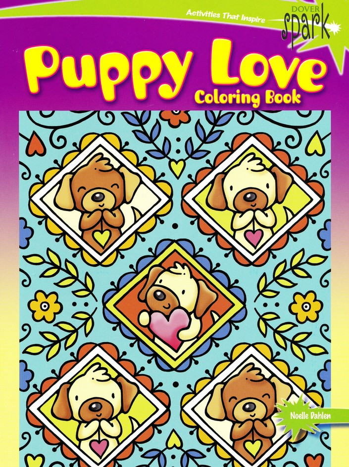 Puppy Love 2 Coloring Page - Free Coloring Pages Online | 945x705