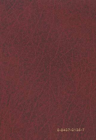 KJV The Christian Life New Testament Burgundy