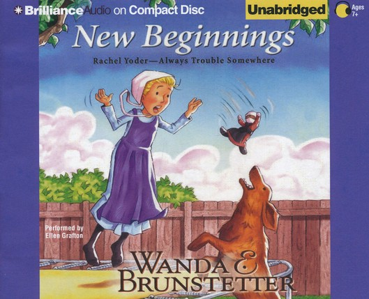 #4: New Beginnings Unabridged Audiobook on CD