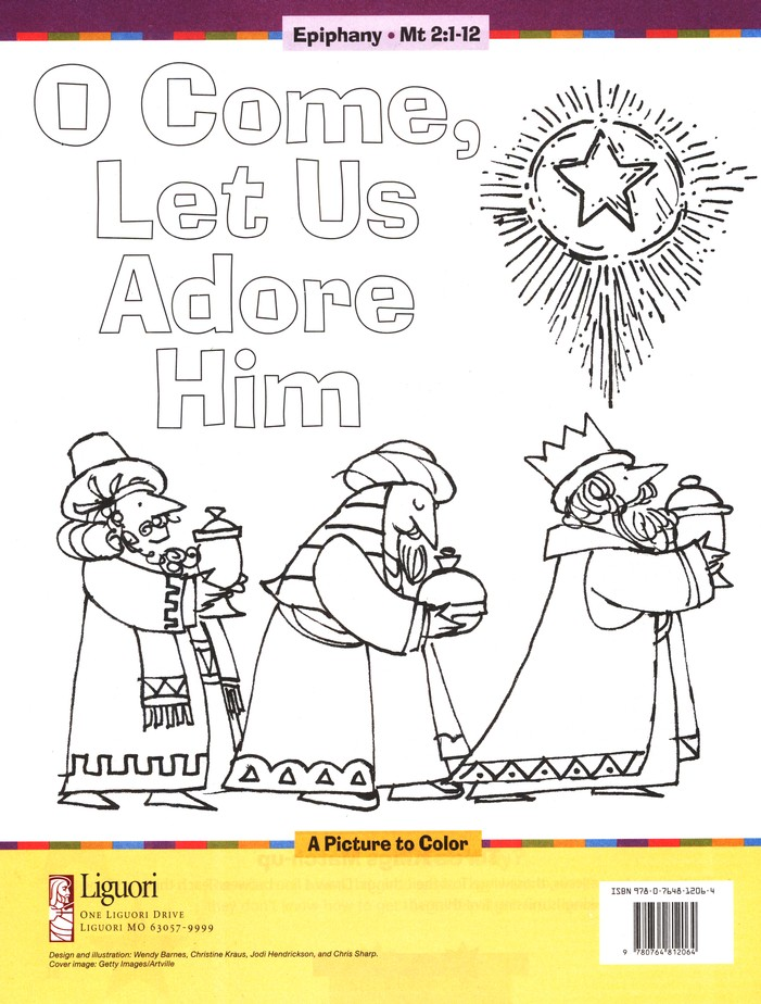 Every Day of Advent and Christmas: Activities for Children, Year A