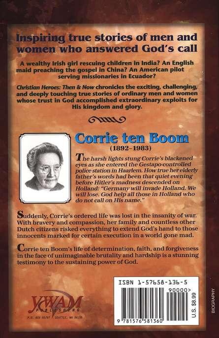 corrie ten boom forgiveness story