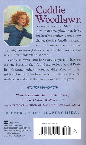 Caddie Woodlawn, Softcover