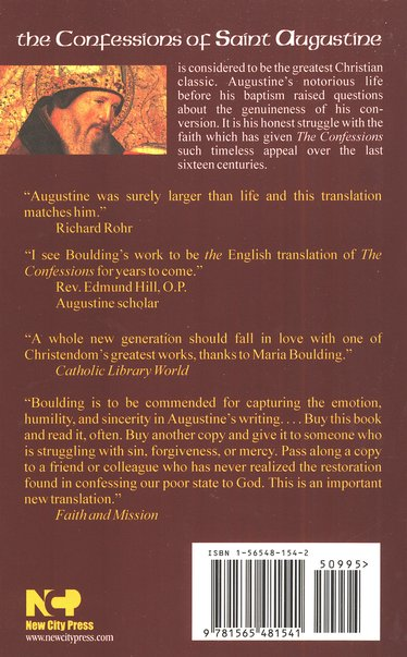 The Confessions (Works of Saint Augustine)