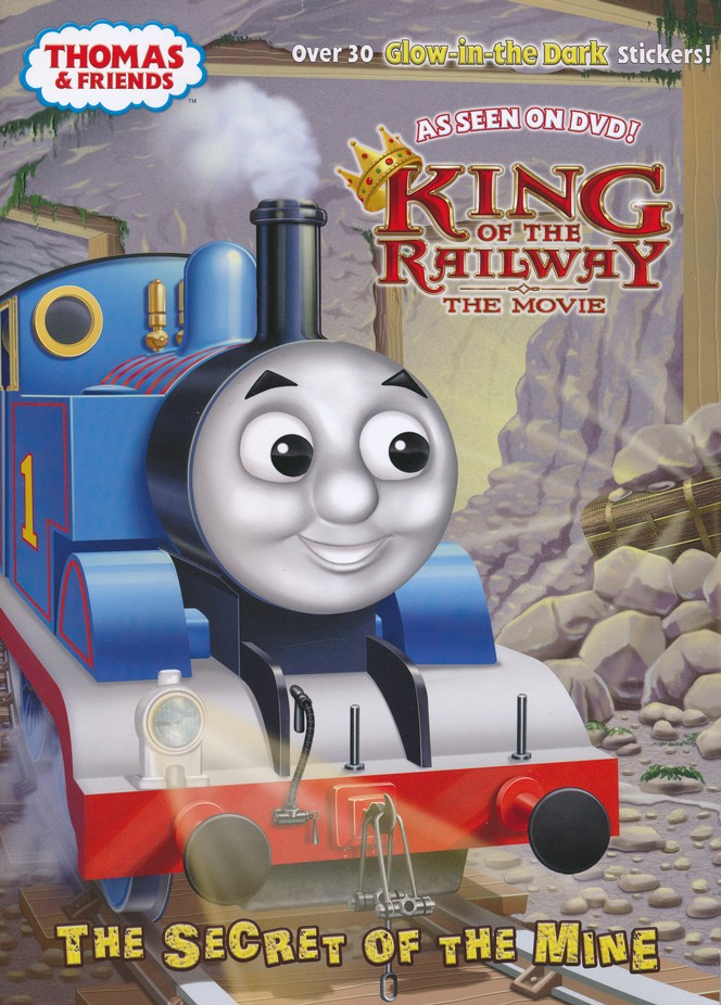 The Secret Of The Mine (Thomas & Friends): Rev. W. Awdry Illustrated By:  Jim Durk: 9780449817117 - Christianbook.com