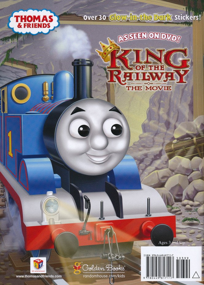 Thomas The Train Coloring Book With Thomas And Friends Stickers Toys &  Games Stickers