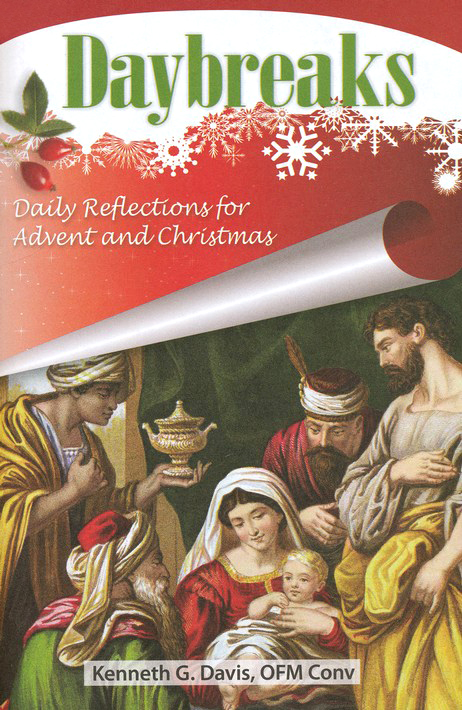 Daybreaks: Daily Reflections for Advent and Christmas (Theme: God's Presence)