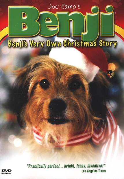 Benji's Very Own Christmas Story, DVD