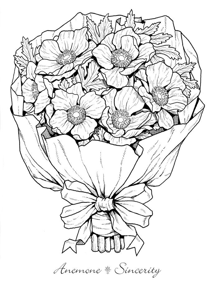 The Beautiful Language Of Flowers Coloring Book: John Green: 9780486819044  - Christianbook.com