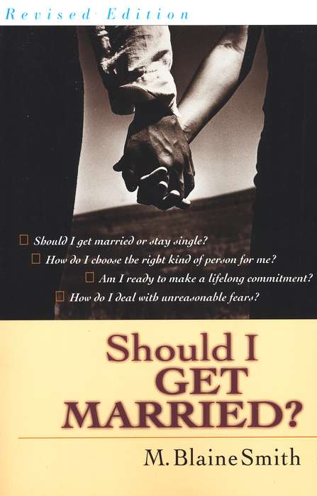 Should I Get Married? Revised