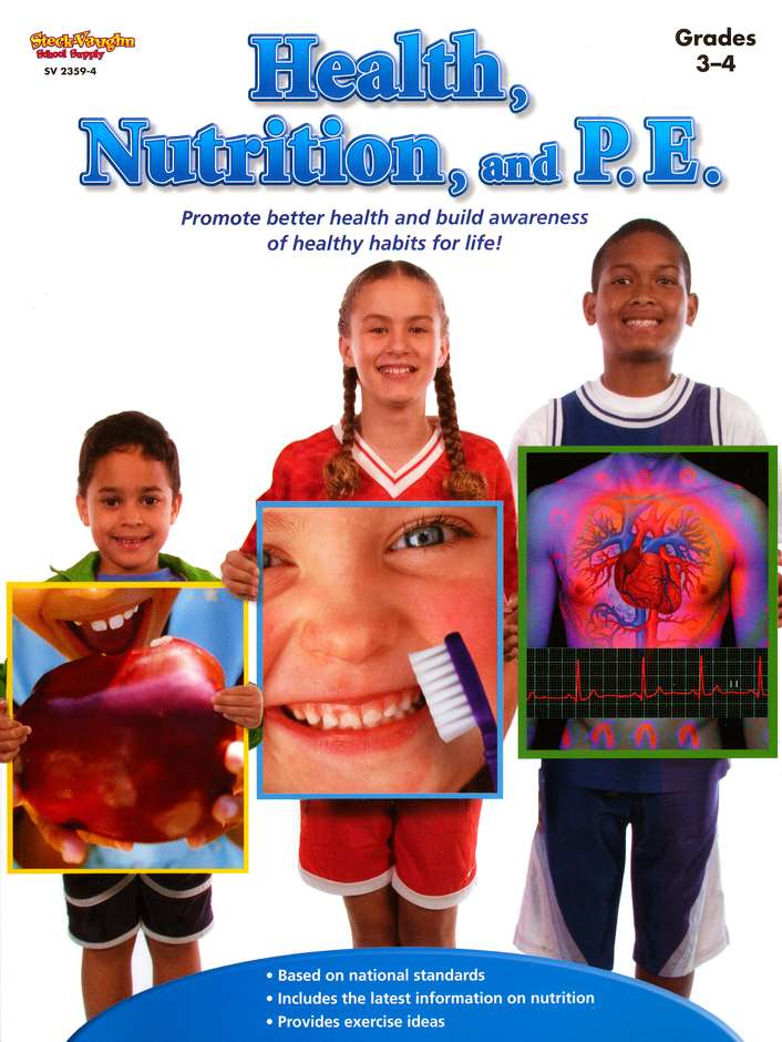 Health, Nutrition, and P.E., Grades PreK-K