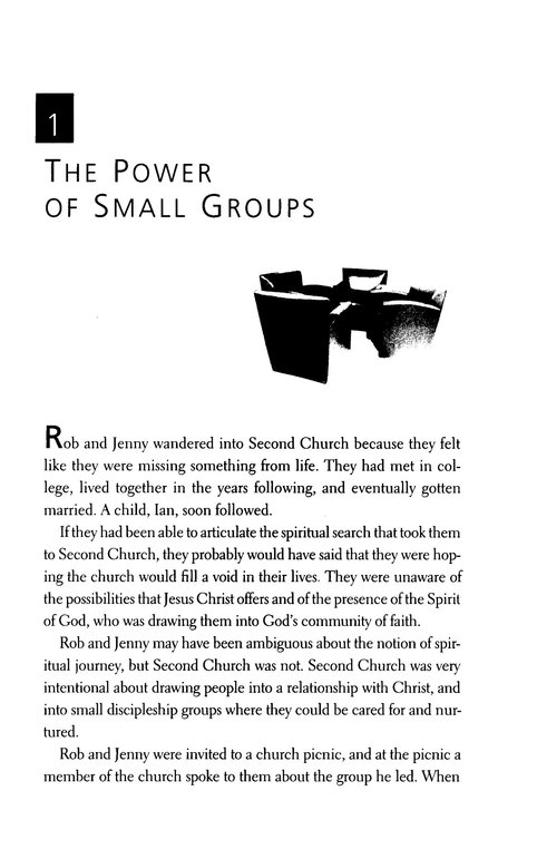 The Big Book on Small Groups