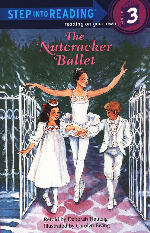 Step Into Reading, Step 3: The Nutcracker Ballet
