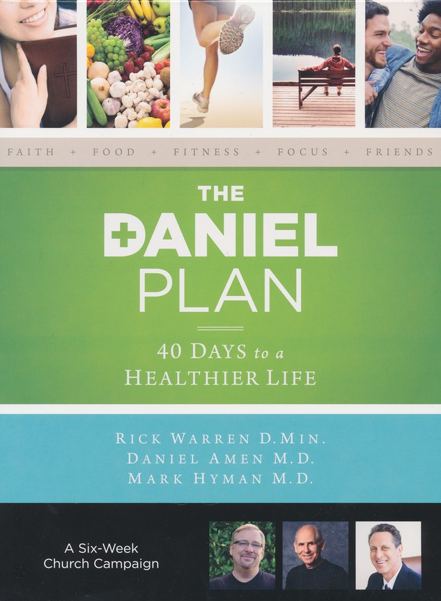 The Daniel Plan Church Campaign Kit: 40 Days to a Healthier Life