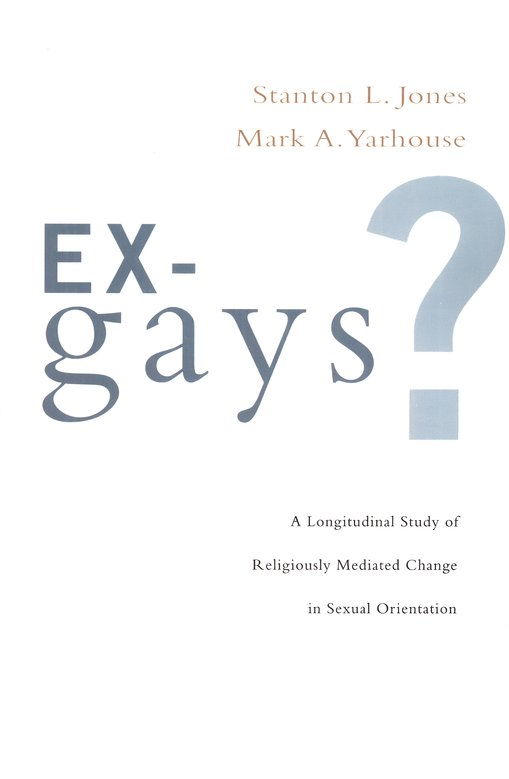 Ex-Gays? A Longitudinal Study of Religiously Mediated Change in Sexual Orientation