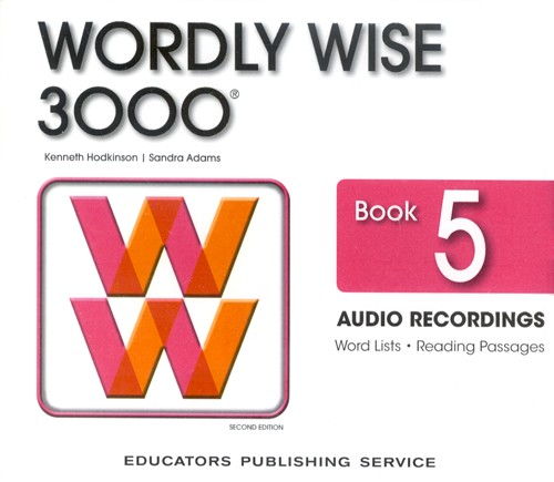 Wordly Wise 3000 Book 5 Audio CD