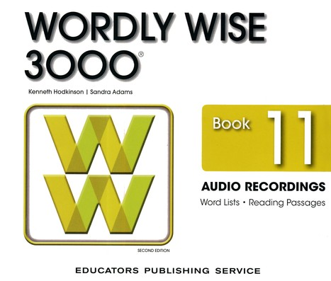 Wordly Wise 3000 Book 11 Audio CD