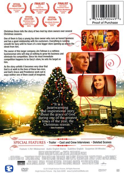 Christmas Grace.Christmas Grace Dvd