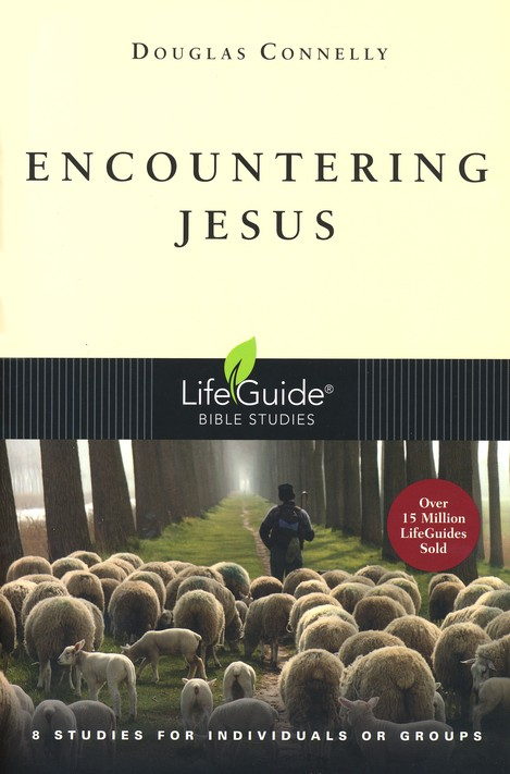 Encountering Jesus, LifeGuide Seeking Jesus Bible Study
