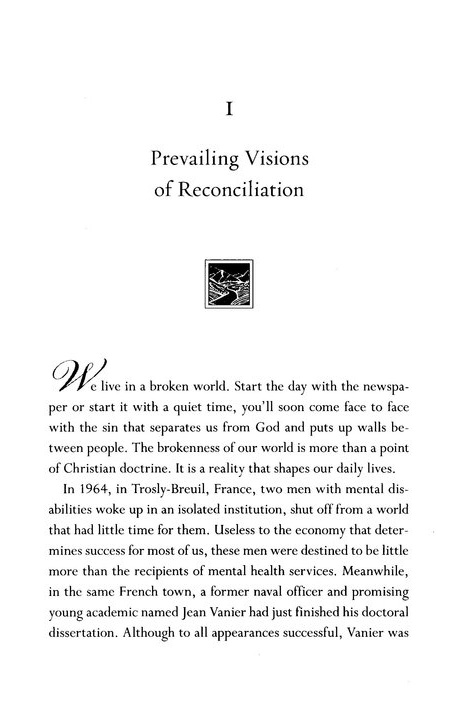 Reconciling All Things: A Christian Vision for Justice, Peace, and Healing