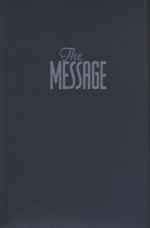 The Message - Numbered Edition Padded Hardcover