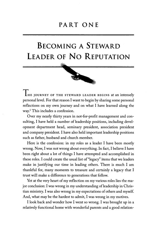 The Steward Leader: Transforming People, Organizations, and Communities