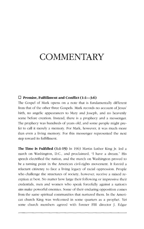 Mark: IVP New Testament Commentary [IVPNTC]