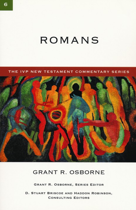 Romans: IVP New Testament Commentary [IVPNTC]