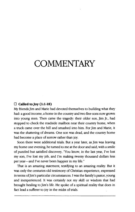 James: IVP New Testament Commentary [IVPNTC]
