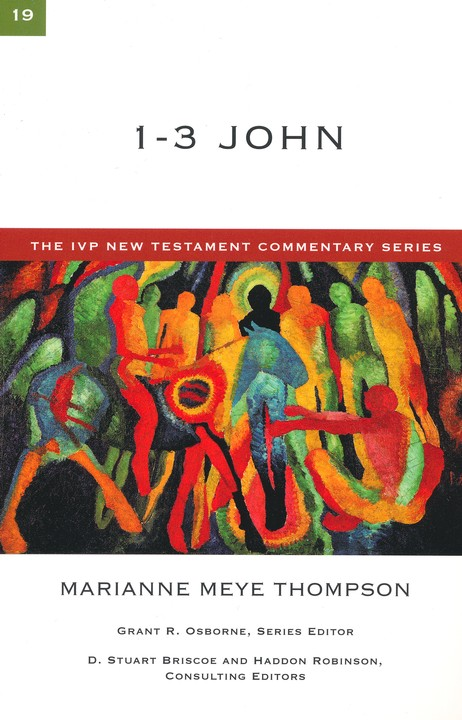 1-3 John: IVP New Testament Commentary [IVPNTC]