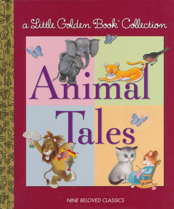 Little Golden Book Collection: Animal Tales