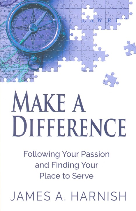 make a difference following your passion and finding your place to serve