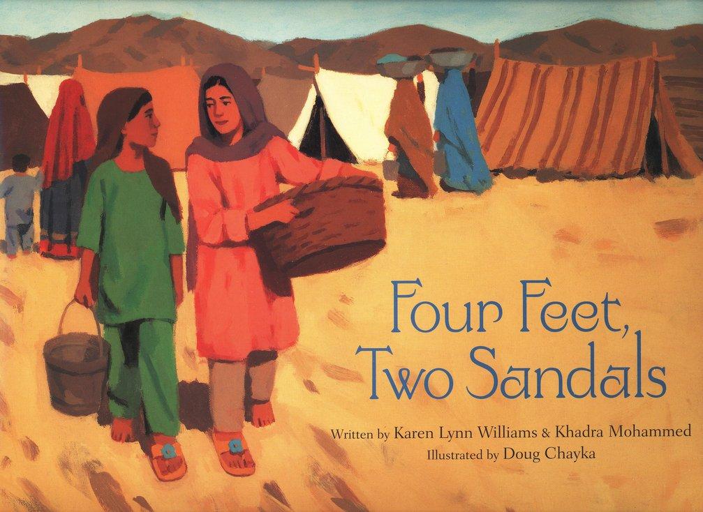 FOUR FEET TWO SANDALS EPUB DOWNLOAD