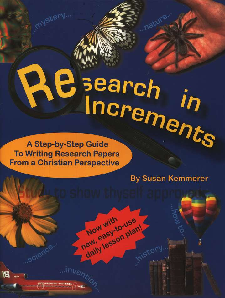 Research in Increments