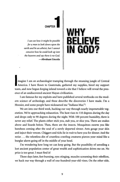 What You Need To Know About God: A Study Guide