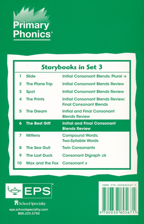 Set of 10 Storybooks for Workbook 3