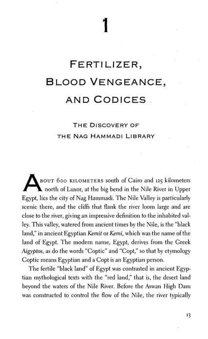 Nag Hammadi Library Ebook