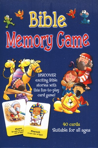 Candle Bible for Toddlers Bible: Memory Game
