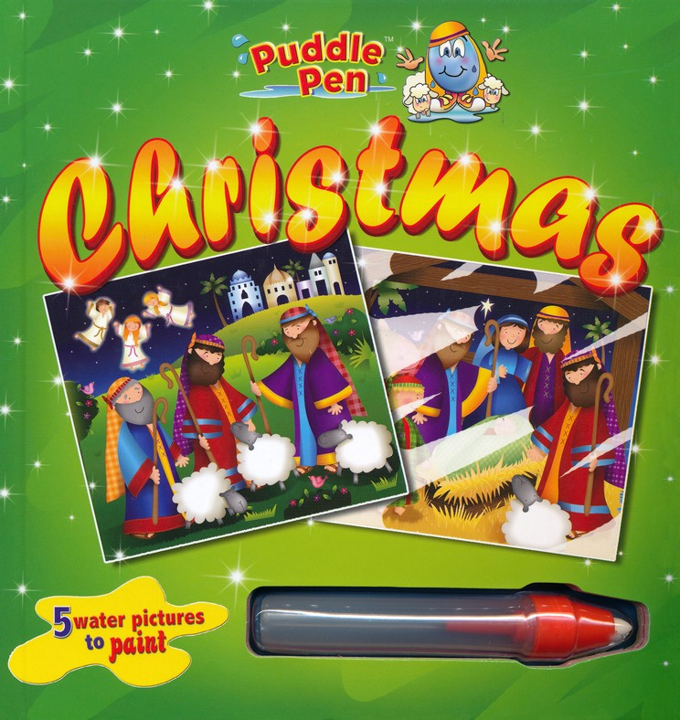 Puddle Pen Story of Christmas