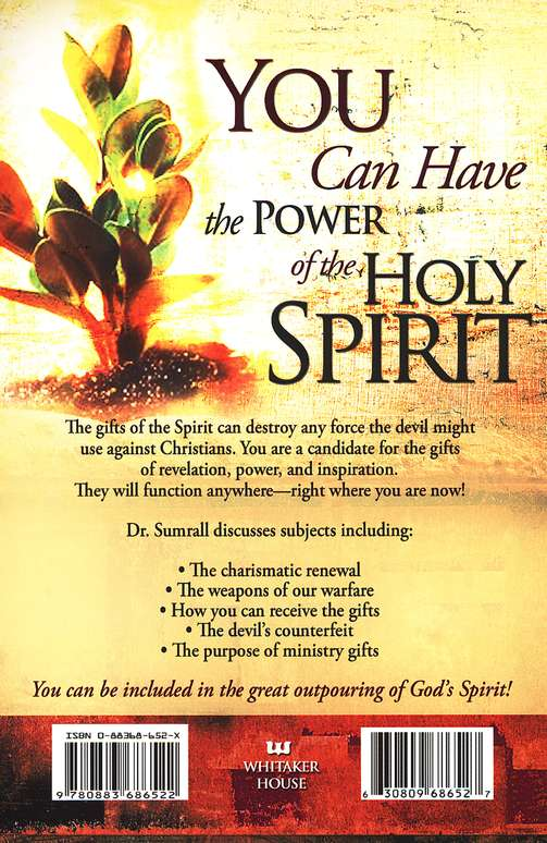 The Gifts and Ministries of the Holy Spirit Updated Edition