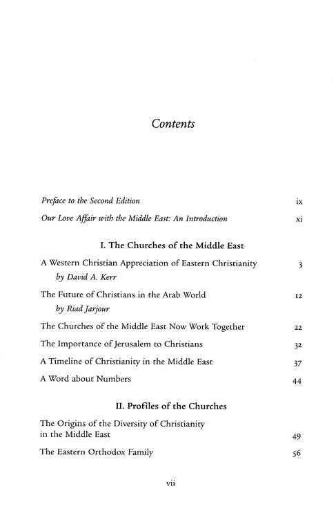 Who Are the Christians in the Middle East? Second Edition